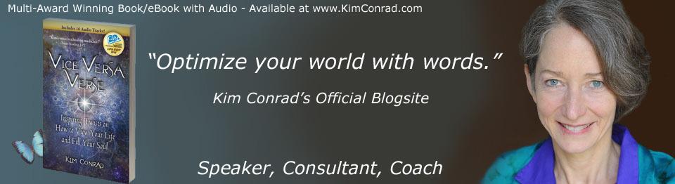 My Wandering Ponderings – Kim Conrad